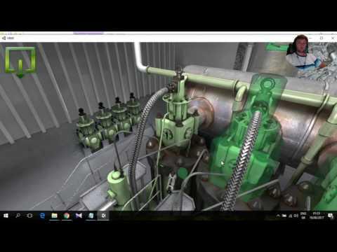 MAIN ENGINE VR SIMULATOR
