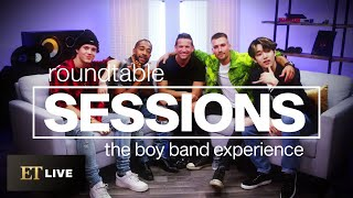 Boy Band Members Spill Secrets About Songs, Struggles and Chasing Success (Exclusive)