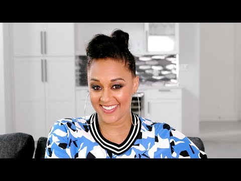 Tia Mowry on Parenting Two Kids  Quick Fix