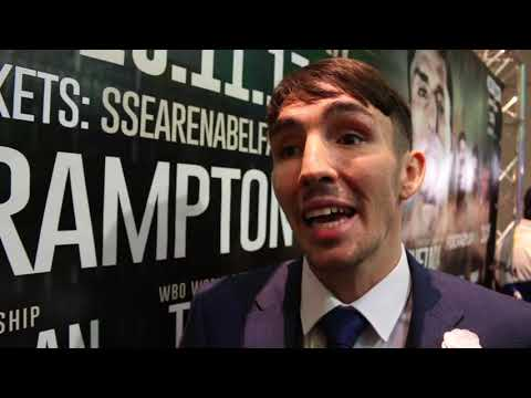 IM READY TO CHIN SOMEONE NOW! -WHEN THE **** HITS THE FAN - I'LL BE READY! - JAMIE CONLAN ON ANCAJAS