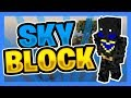 Minecraft Skyblock Funny Moments w/ EndstoneCrafter