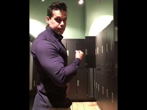 354541be Tight shirt - Flexing muscles - Pecs bouncing - YouTube