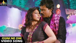 Mr.Pellikoduku Songs | Osini Ne Oni Video Song | Sunil, Isha Chawla | Sri Balaji Video