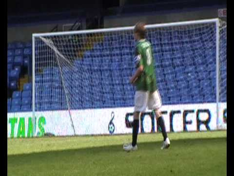 BRADLEY JAMES AT SOCCER SIX (24/5/09)!!! (Part Two)