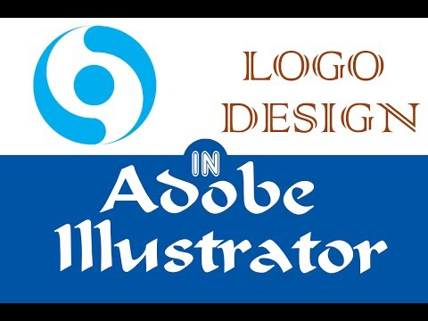 How to Design Abstract Logo  in Adobe Illustrator