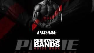 Prime Fitness Gears Resistance Bands Sample