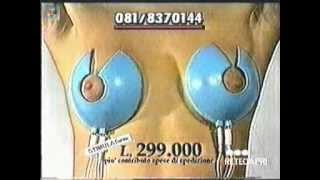 Repeat youtube video Machine for natural breast enlargement and enhancement - TV advertisement