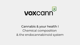 Project VoxCann - Cannabis & your health I: Chemical composition & the endocannabinoid system
