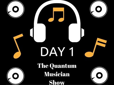 "The Quantum Musician Day 1: Song ""Divine Romance"" By Ryan David Dwyer"