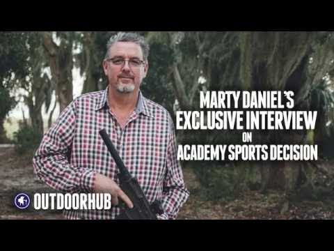EXCLUSIVE - Marty Daniel Interview on Decision with Academy Sports