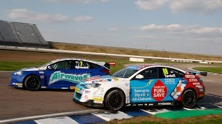 Btcc Preview - Sam Tordoff'S Fast Lap Of Rockingham