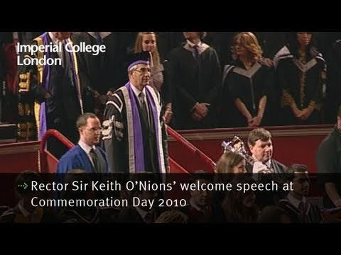 Welcome Speech for Kyoto University Reception for International Visiting Academics - Dec 21, 2007 -