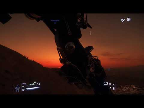 Star Citizen Hurston Mission Rightious Raid Plus SUNRISE!