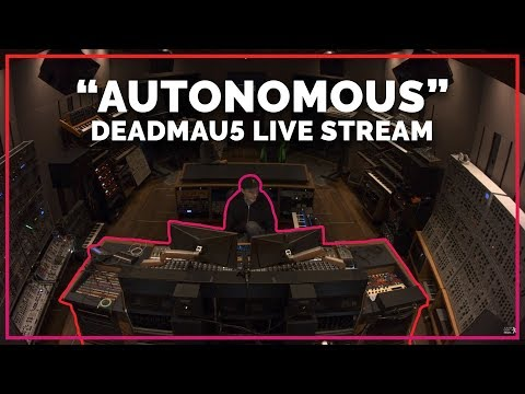 "Deadmau5 discovers Julian Gray ""Autonomous"" (Try-hard)"