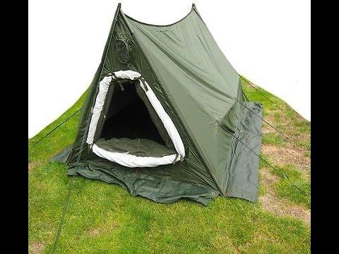 British Amy Arctic Tent (rare kit) 2 man