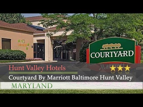 Courtyard By Marriott Baltimore Hunt Valley - Hunt Valley Hotels, Maryland