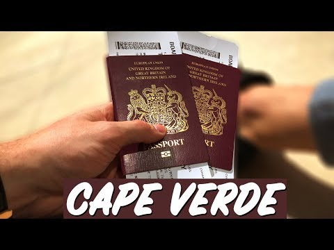 CAPE VERDE 2017 - TRAVEL VIDEO