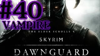 The Elder Scrolls V: Skyrim Dawnguard Ending - Walkthrough Part 40 - Xbox 360