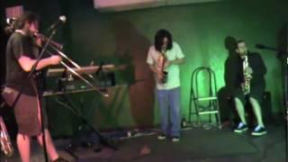 A.J. Herring, Jim Ivy, and Adikt at B.L.U.R.T. CFC Presents Laboratory Music #3 Pre Show