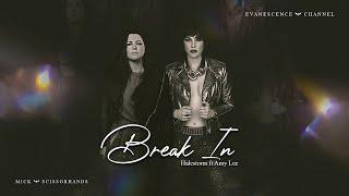Halestorm ft Amy Lee: Break In (Lyrics)