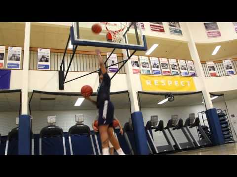 "Chris Hyppa Basketball - ""Alex Montgomery"" Heart of NYC"