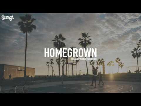 "[FREE] J Cole x Kendrick Lamar Type Beat Chill Hip Hop Instrumental 2017 / ""Homegrown"" (Prod Homage)"