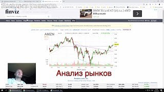 Биткоин прогноз / обзор рынков / трейдинг обучение