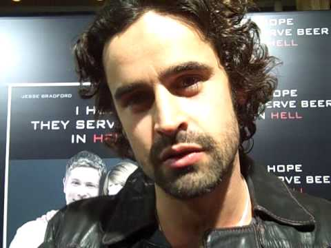 Jesse Bradford talks about I Hope They Serve Beer In Hell