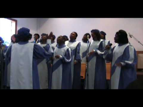 Hallelujah, we worship your holy name (Abiezer Choir) March08 09
