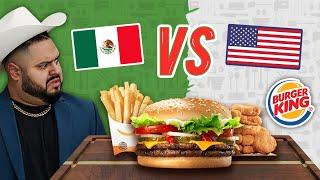 ¿EN QUÉ PAÍS SABE MEJOR? (Burger King) | EL GUZII
