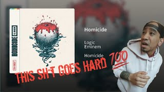 Logic - Homicide (Ft. Eminem)