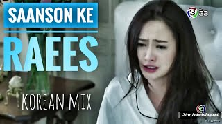 Saanson Ke | New Korean Mix Hindi Songs 2019 | Asian Cute Romantic Love Story
