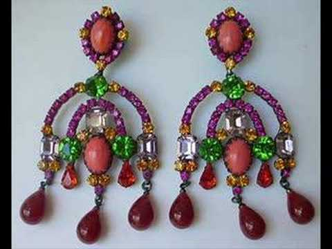 Vintage Costume Jewelry at The Lush Life Antiques
