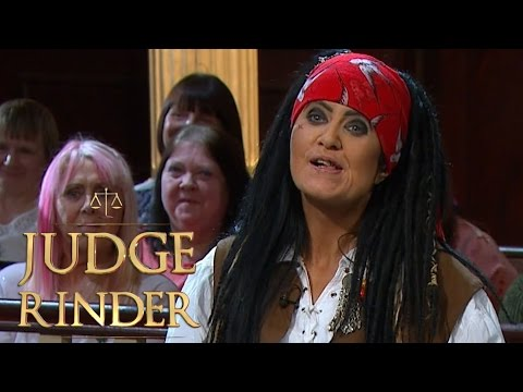 Modern Day Pirate Explains Her Pirate Lifestyle | Judge Rinder