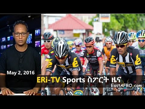 Eritrea ERi-TV Sports News (May 2, 2016)