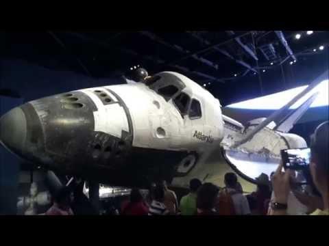 NASA Kennedy Space Center & Up Close Explore Bus Tour 6/18/15