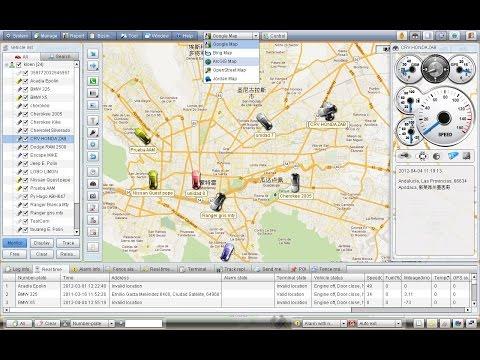 GPS Tracking Software Solutions Provider Developer Designer Programmer Consultant Analyst Offer