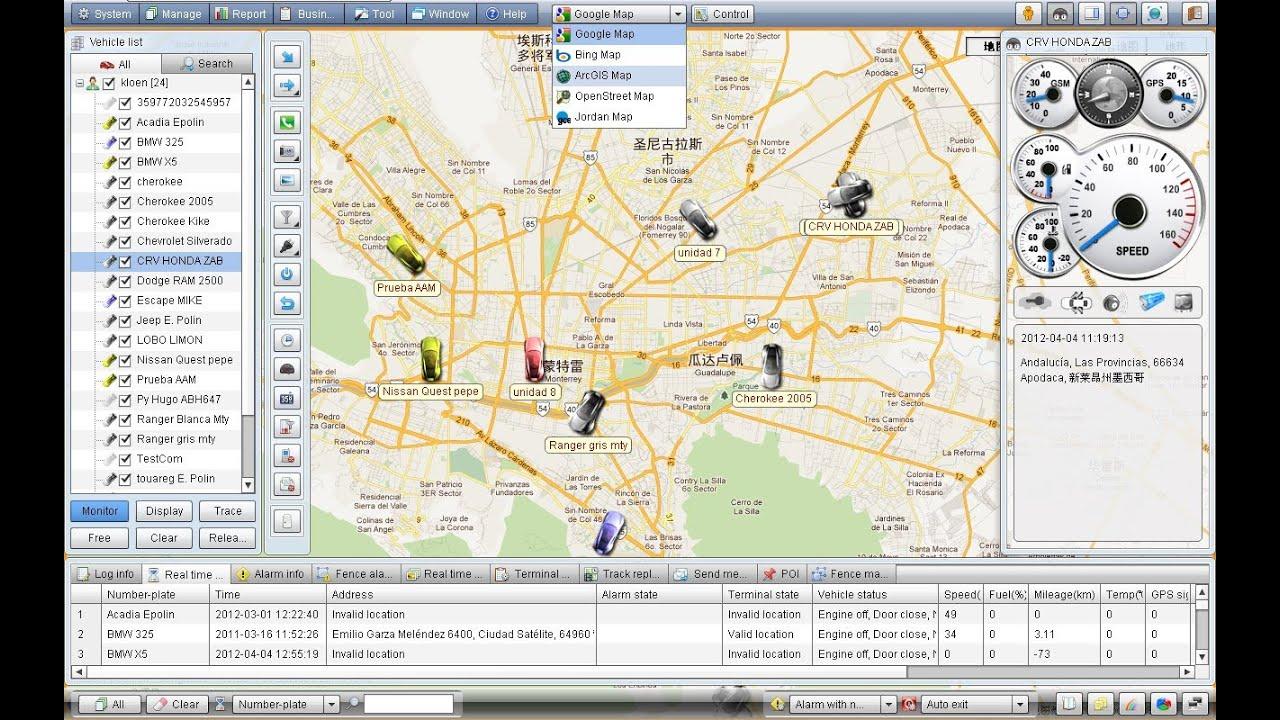 Gps Tracking Software Solutions Provider Developer Designer Programmer Consultantyst Offer Youtube