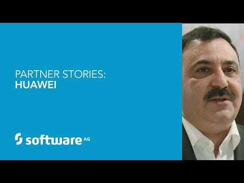 What our partners say: Huawei