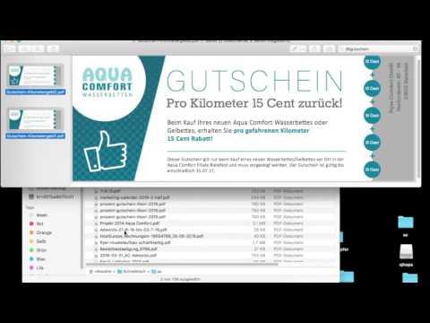 PDF Am Mac Zusammenfügen
