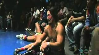 Hiroshi Tanahashi vs. Rush