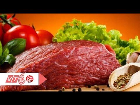 Mẹo nhận biết thịt bò ngậm… giun sán | VTC