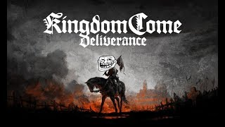 Kingdom Come: Deliverance - learning to fight, taking a stroll, and assaulting a noble