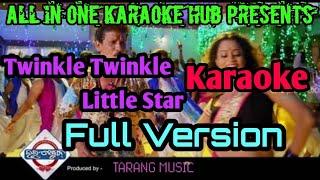 Twinkle Twinkle Little Star Karaoke Full Version    Allin1karaoke Hub    pbinayaka4u