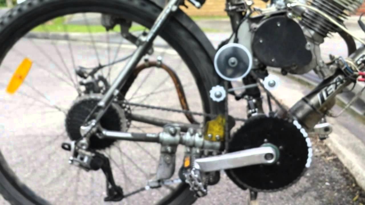sick bike parts rhs chain tensioner youtube
