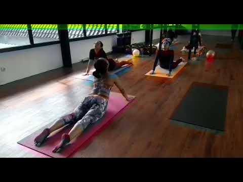 Yoga @Terve Studio With Ayu