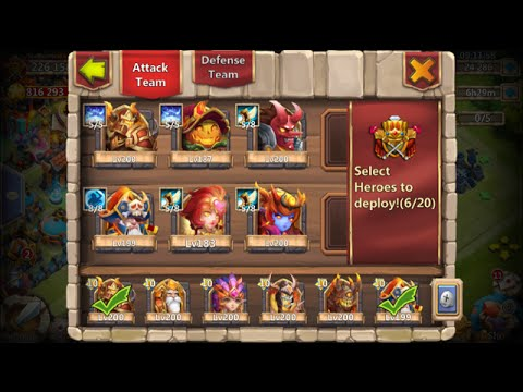 Ninja Succubus Tearing Up Arena Old School Combo IS BACK Castle Clash