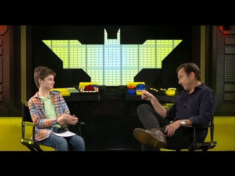The Lego Batman Movie Will Arnett Suggests Bigger Movie Budgets Youtube