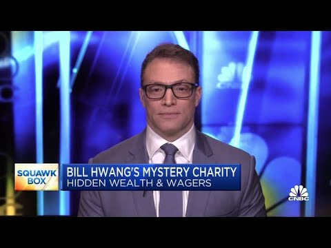 Here's what we know about Bill Hwang's mystery charity
