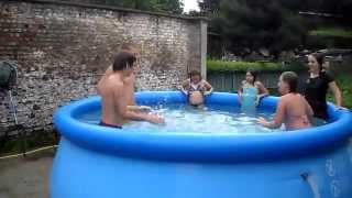 видео Резиновые бассейны